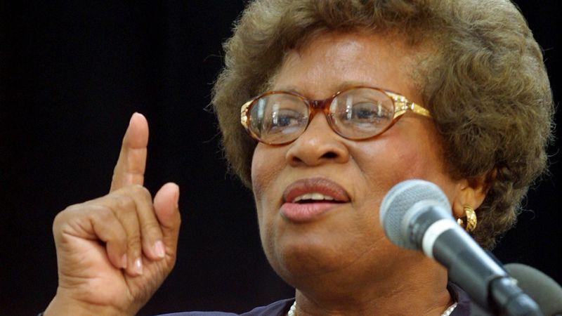 Dr. Joycelyn Elders, Former U.S. Surgeon General