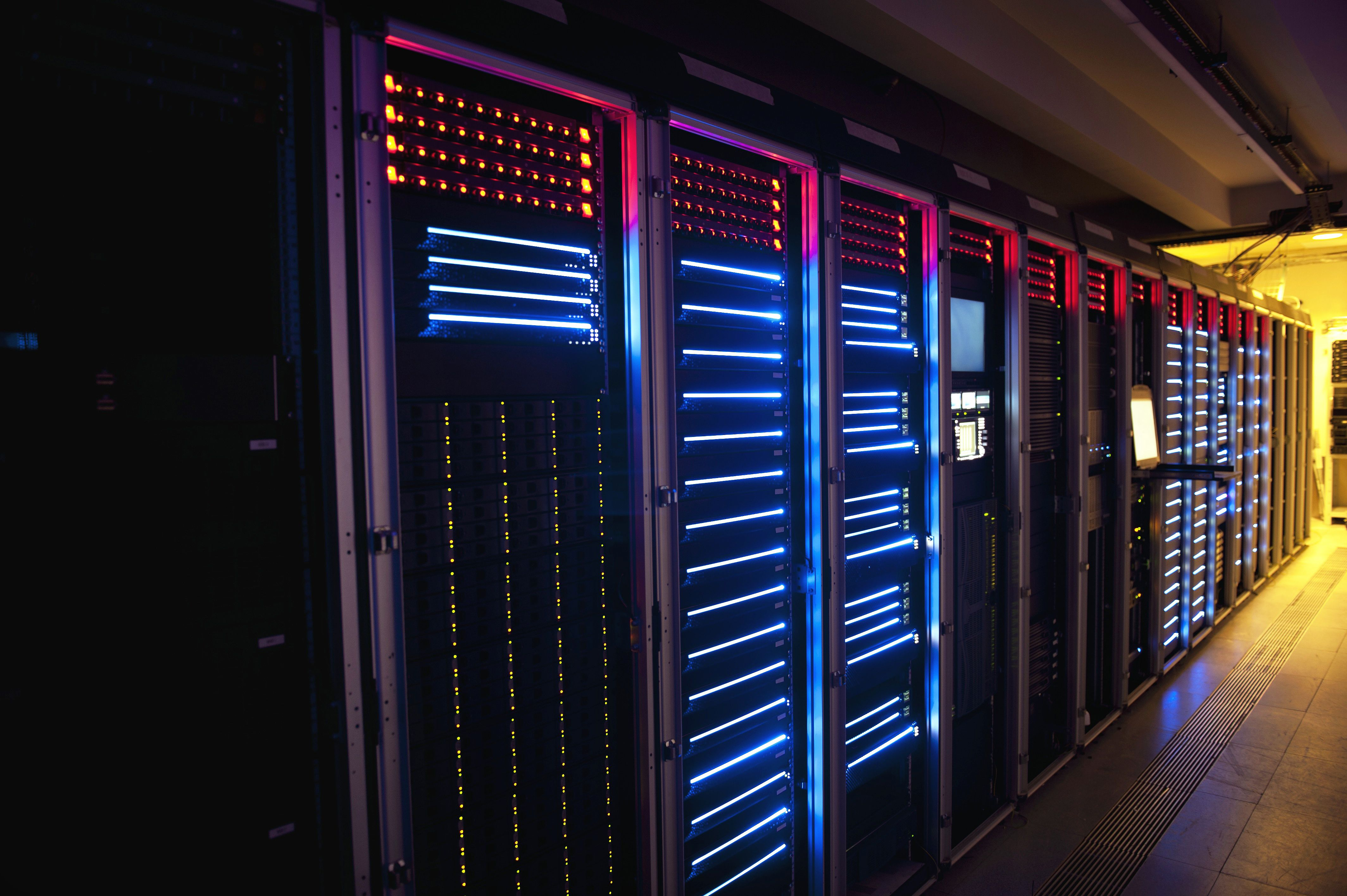 Supercomputers Tech Weather Forecasting Tools