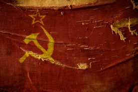 Flag of UDSSR