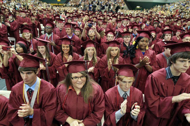 MSSU Graduation