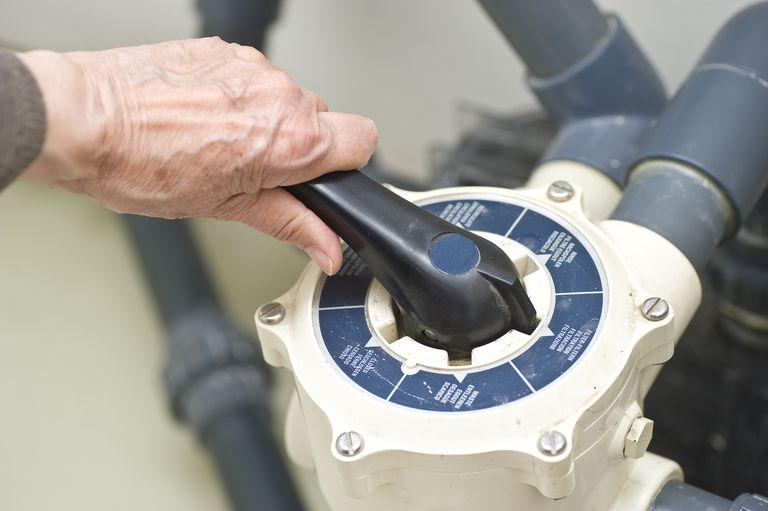 Changing A Swimming Pool Water Pump Motor