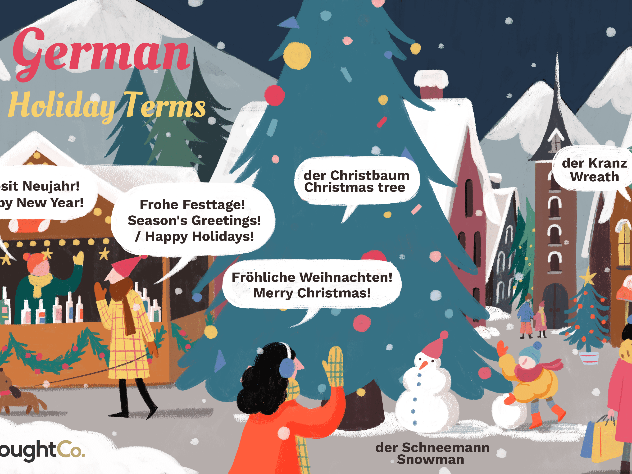 traditional holiday terms in german traditional holiday terms in german