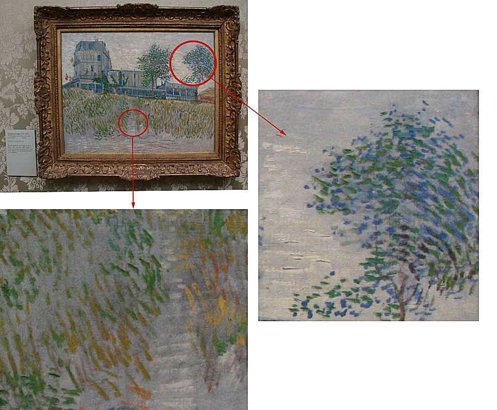 Vincent van Gogh (Ashmolean Museum)