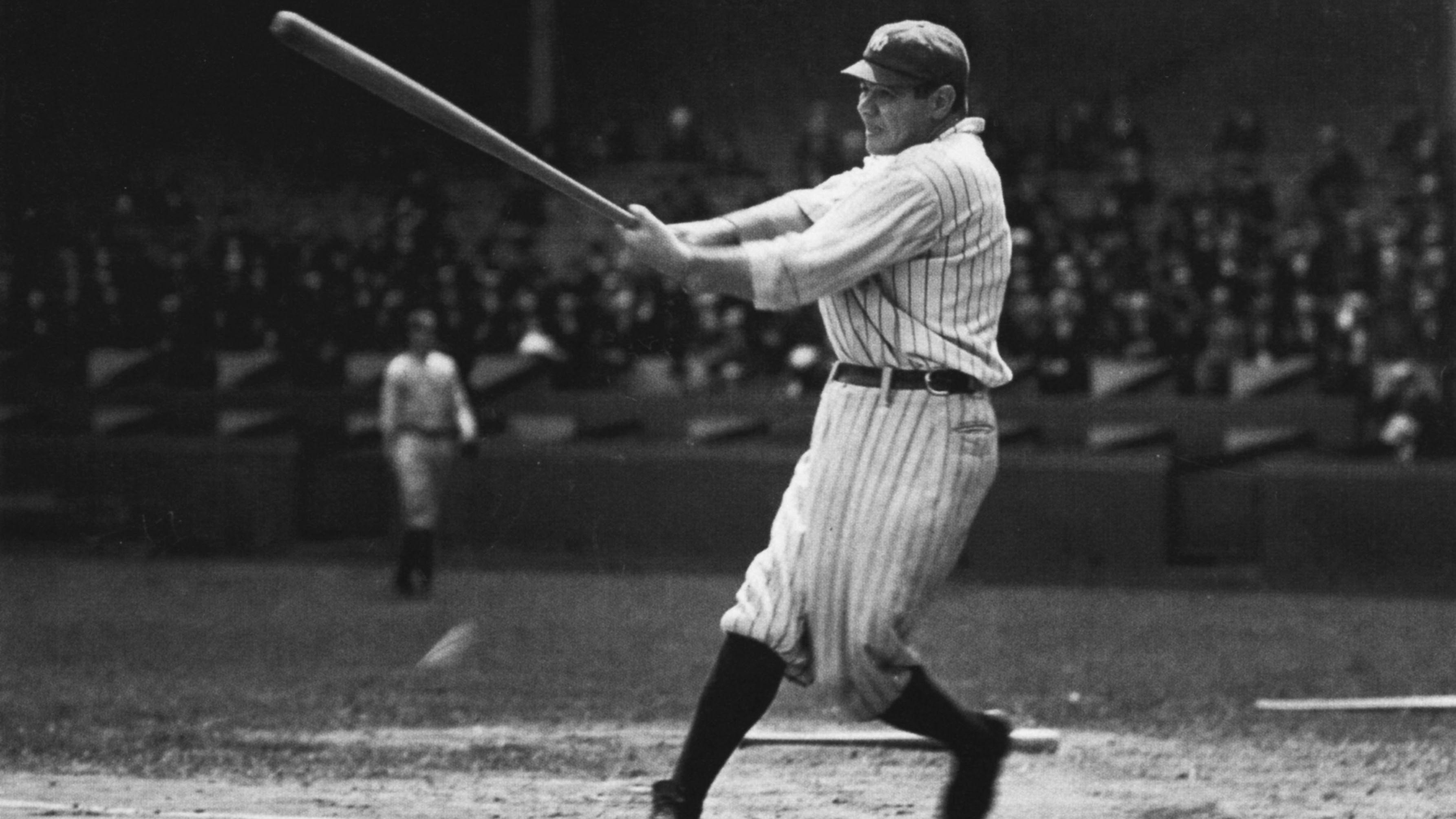 Biography of Babe Ruth, Home Run King