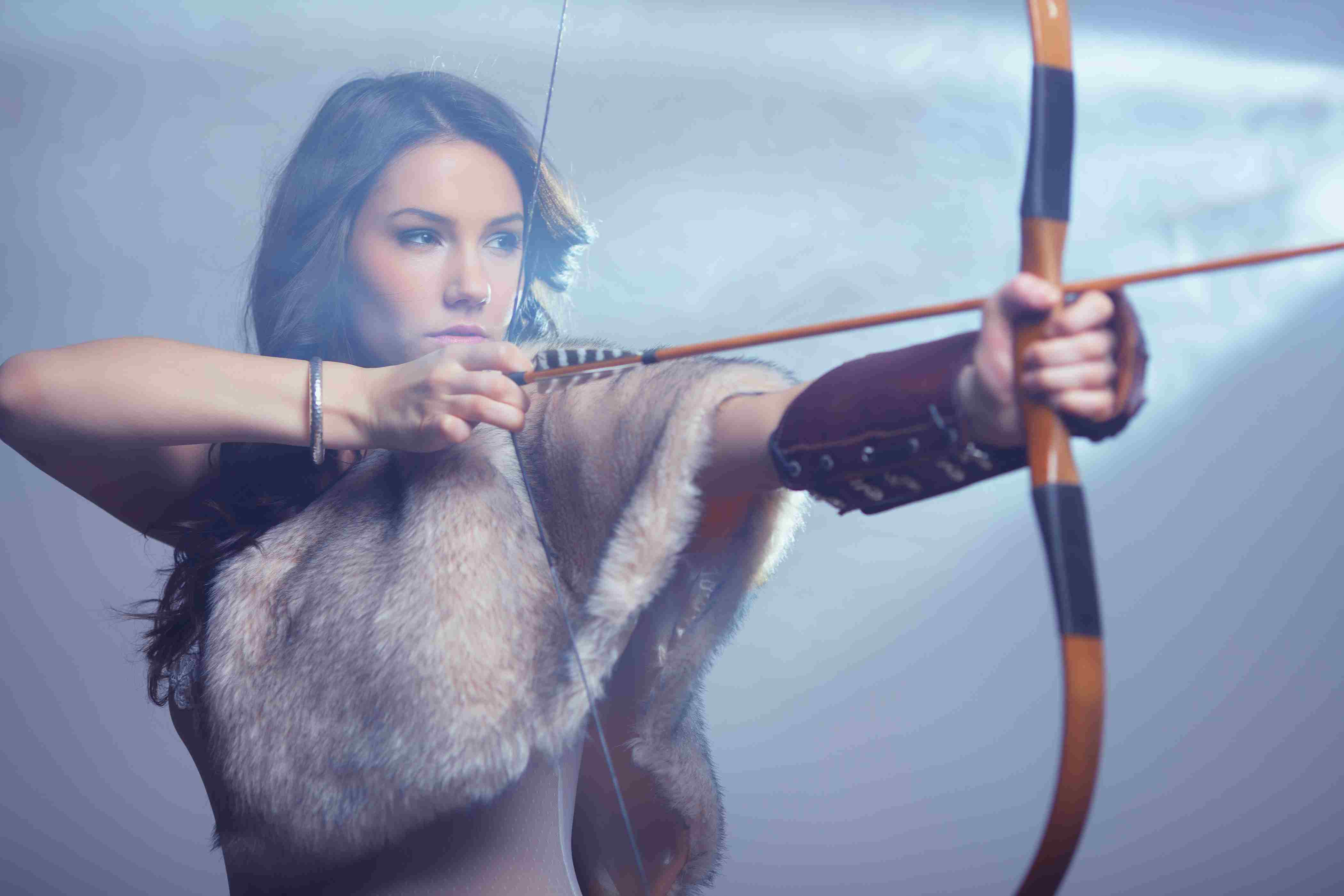 the archer book two in the arrow of artemis series