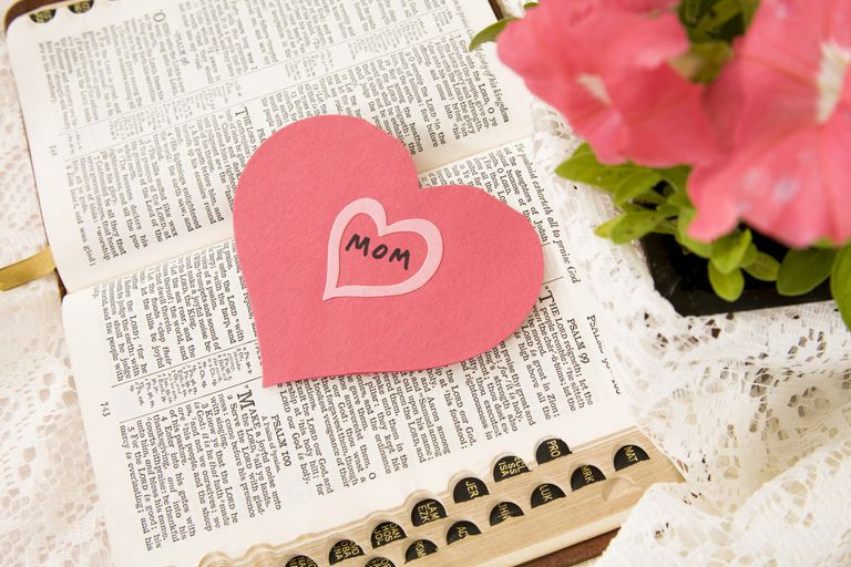 7 bible verses about mothers to bless moms