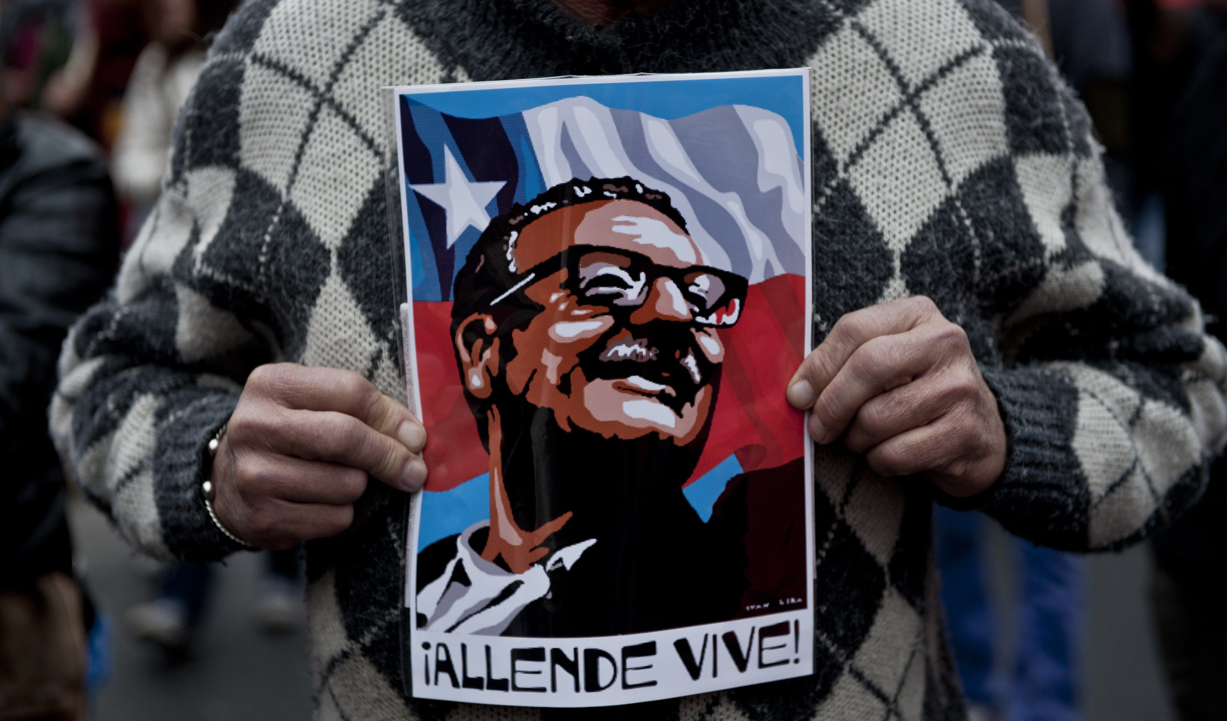 Salvador Allende Chilean President