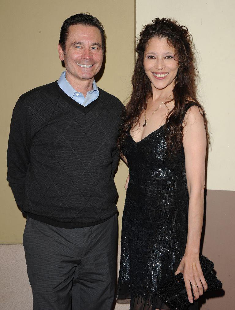 Randy Gardner and Tai Babilonia