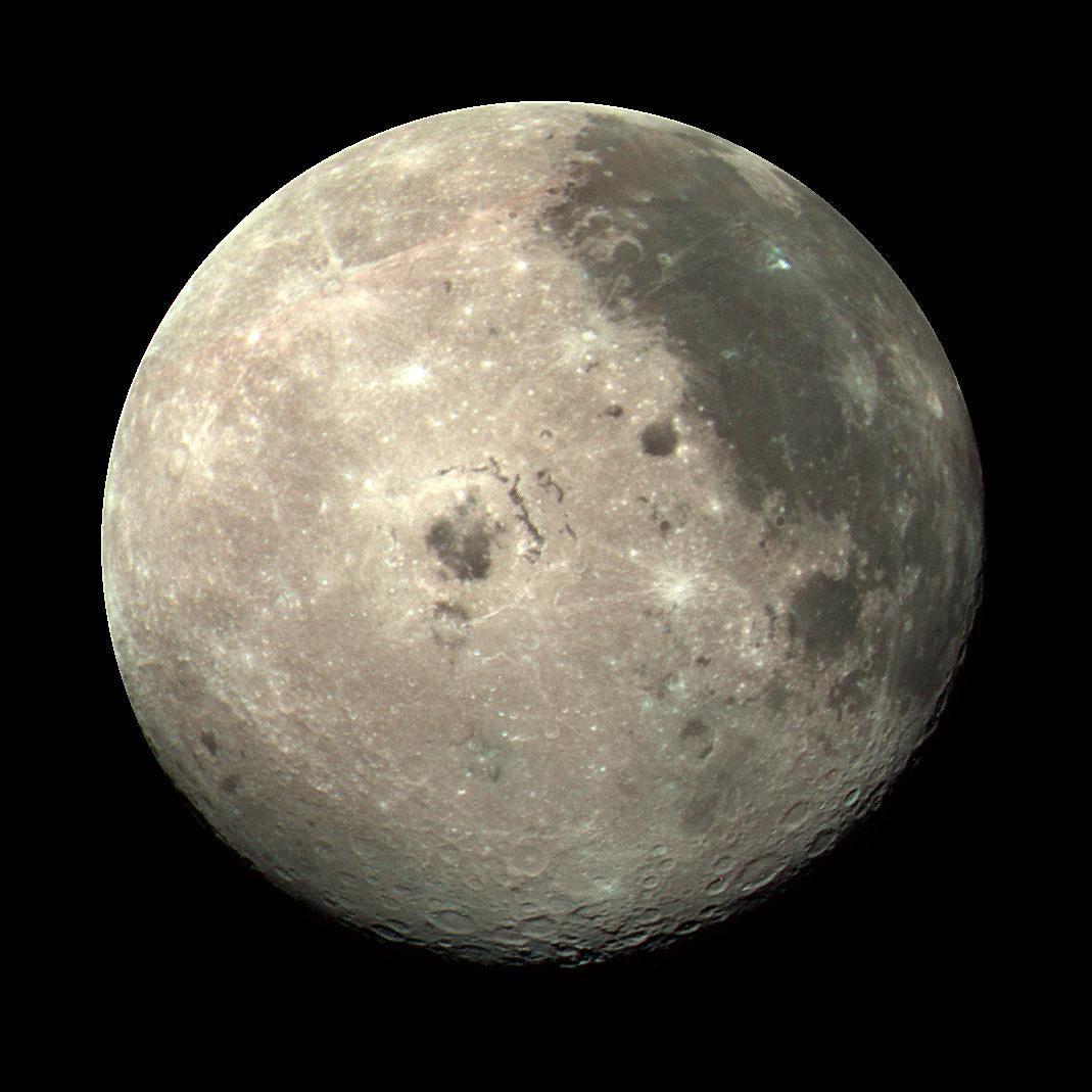 月の写真-ムーンカラーコンポジット