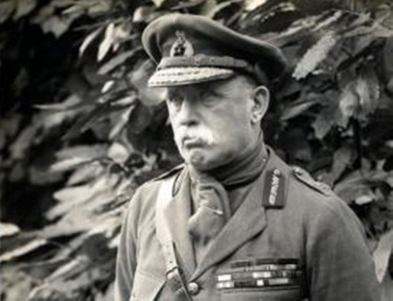 John French during World War I