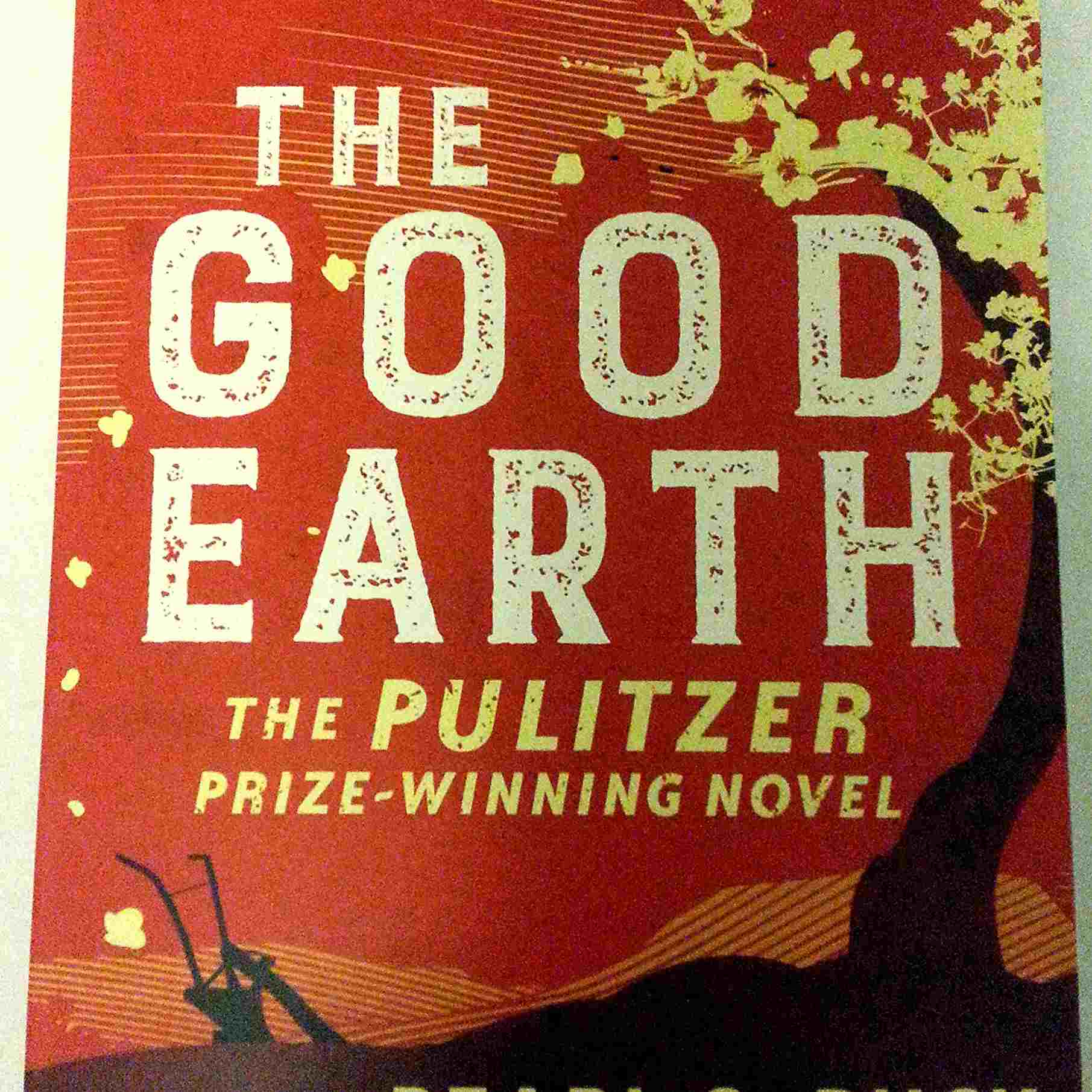 The good earth book cover