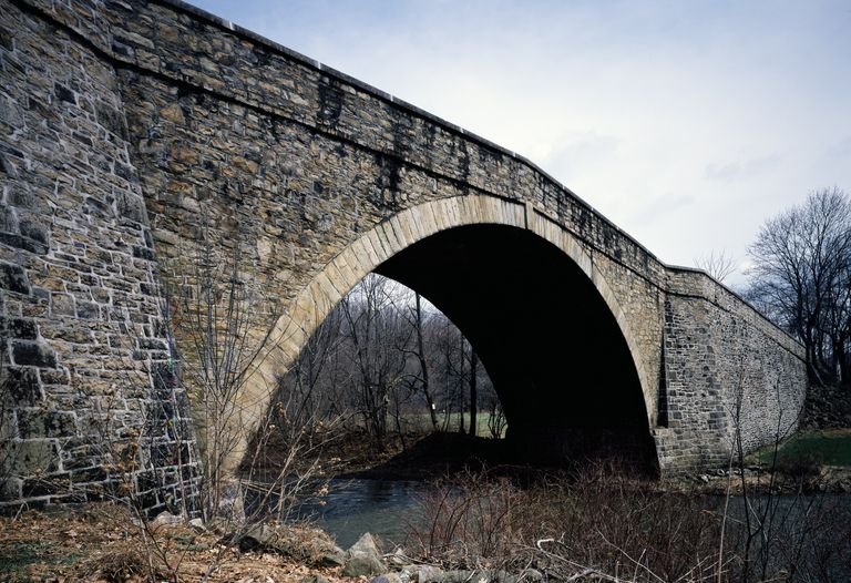 photo of Casselman Bridge on the National Road