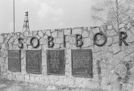 Sobibor Extermination Camp Monument