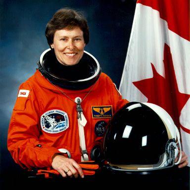 Roberta Bondar, Canadian woman astronaut
