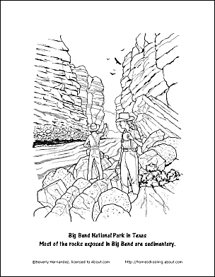 rocks coloring pages Rocks Work Sheets and Coloring Pages rocks coloring pages