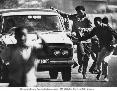 Soweto Student Uprising - 16 June, 1976
