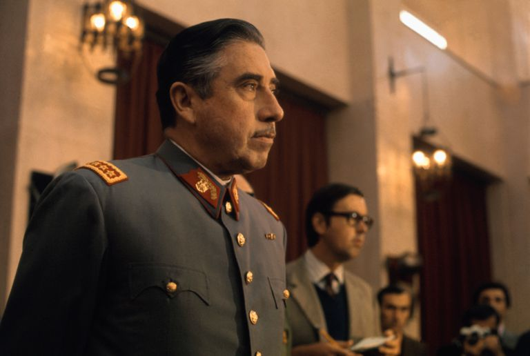 Biography of Augusto Pinochet, Chile's Military Dictator