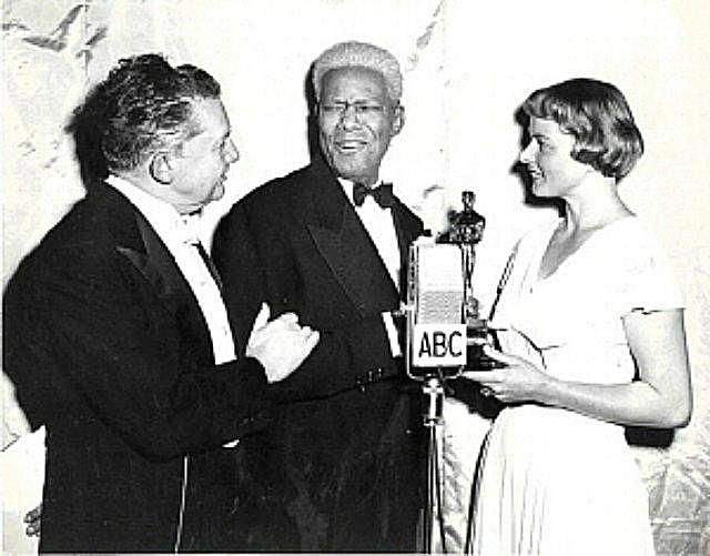 James Baskett, first Black American to receive an honorary Oscar, 1948