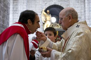 Easter Mass in Spain