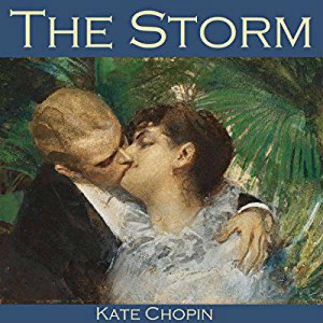 the kiss kate chopin theme