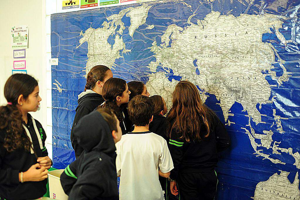 Reading maps is only one of the many skills required in the C3 Frameworks for Social Studies.