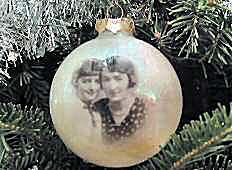 Holiday Photo Ornament