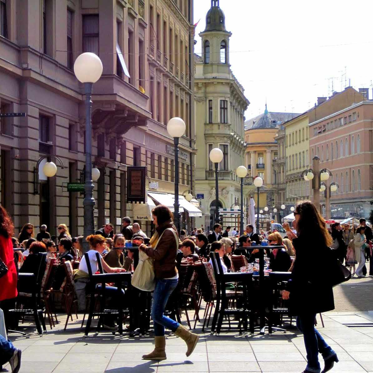 Lively Zagreb