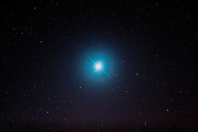 фото звезды сириуса если