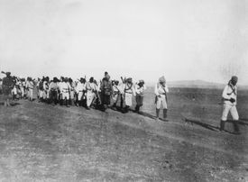 Marching to Kut