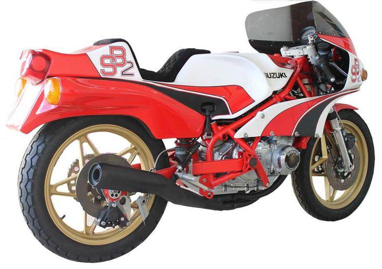 Suzuki Powered Bimota (SB2)