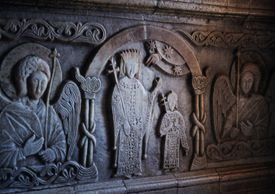 Sarcophagus of Theodora in Arta