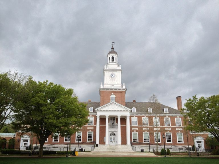 Johns Hopkins GPA SAT and ACT Scores for Admission