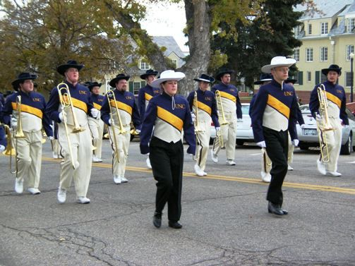 University of Northern Colorado Marching Band