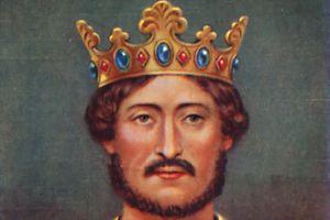 Portrait of Richard I of England