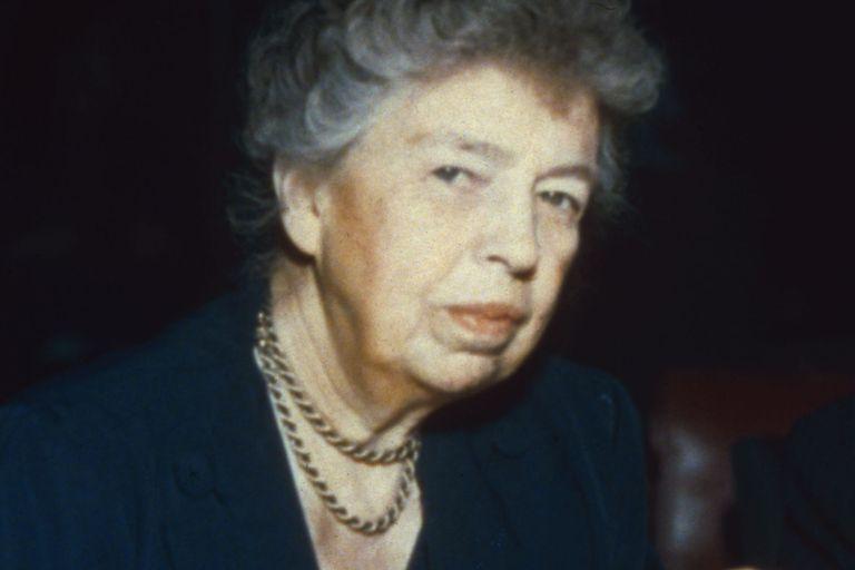 Eleanor Roosevelt 1960