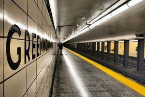 Greenwood Subway Station Toronto