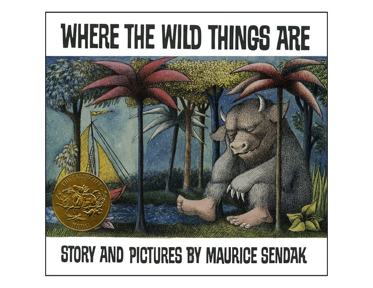 Image result for where the wild things book are review