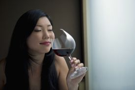If you drop a penny into a glass of stinky wine, the copper will render the smelly sulfur molecules odorless, instantly making the wine better.