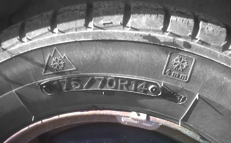 What Does A Mountain Snowflake On Tires Mean