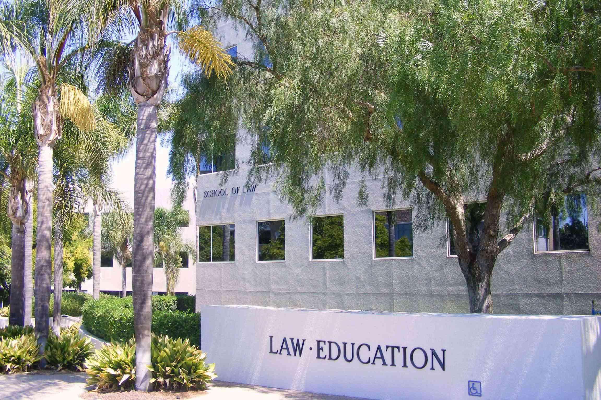 University of California Irvine School of Law