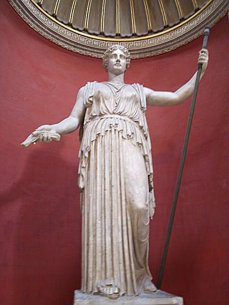 Profile Of Demeter The Greek Goddess