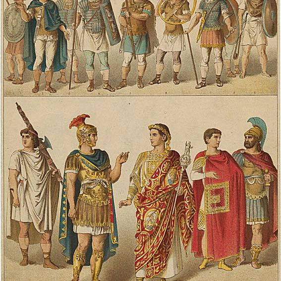 Roman Soldiers