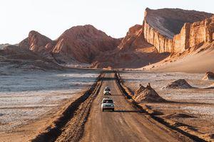 Atacama Moon Valley