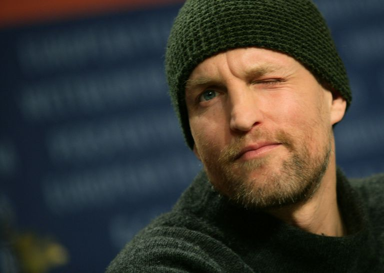 Woody Harrelson - Participial Adjectives