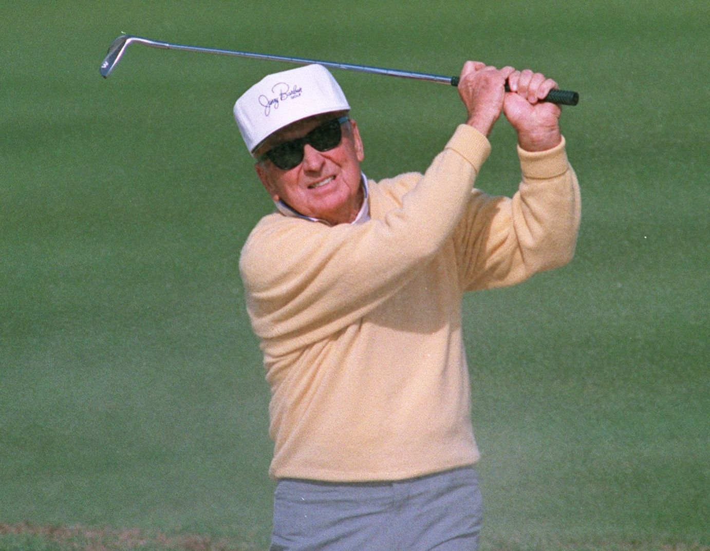 the oldest golfer to play in pga tour tournaments
