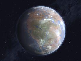 Pangea supercontinent