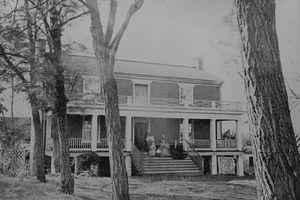 McLean House, Appomattox, VA