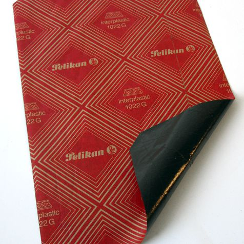 Carbon paper is paper that has been coated with ink.