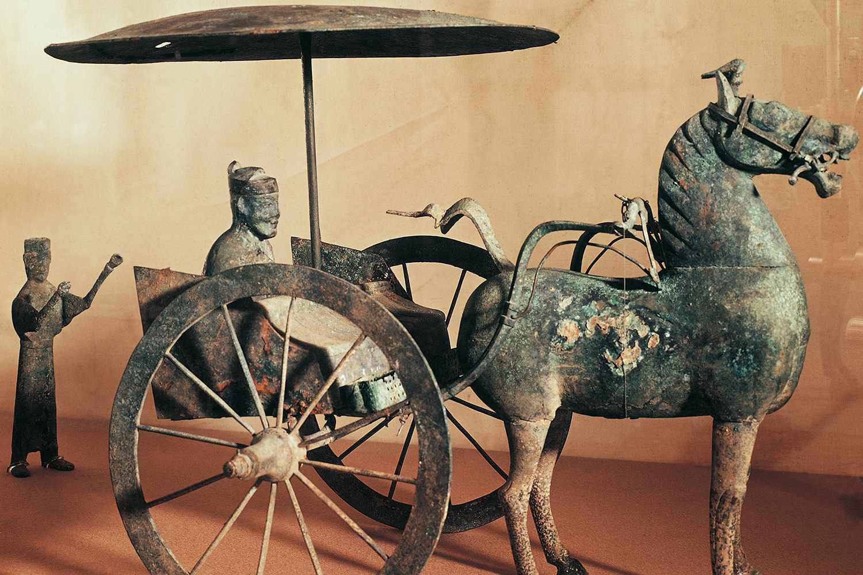 Han Dynasty chariot