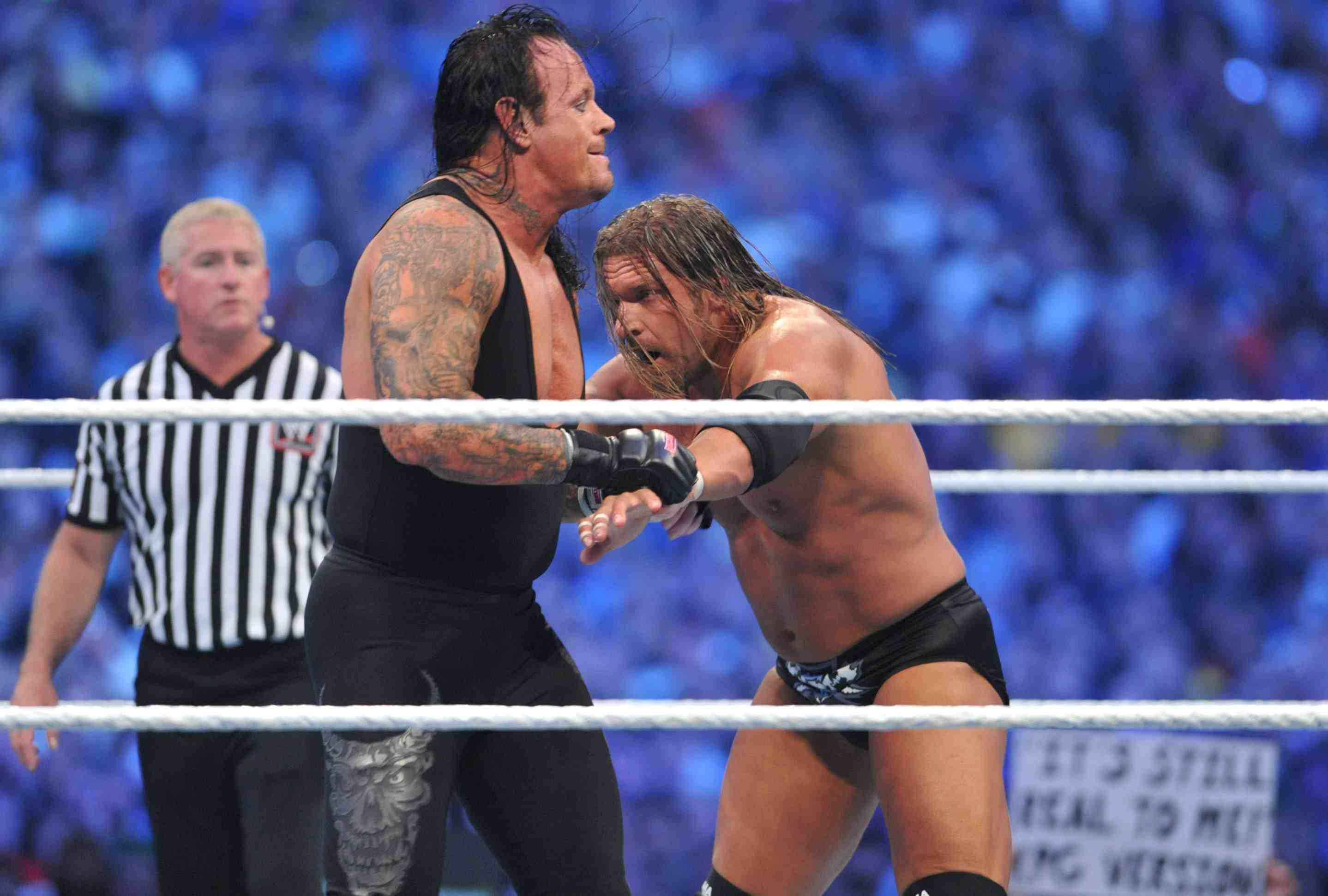 The Undertaker's Undefeated Streak at WrestleMania